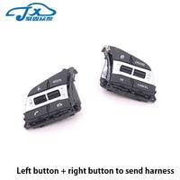 FOR KIA K5 optima 2019 steering wheel button cruise control button Bluetooth phone switch multimedia control button