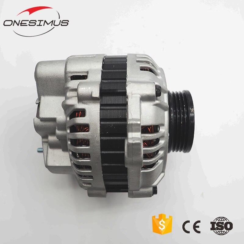 OEM MD149750 12V/90A NEW Alternator for Mit- 4G15/4G63 4G63(SOHC 8V) 4G93(DOHC 16V) 4G64(SOHC 16V) GALANT IV/ECLIPSE I головка блока цилиндров ehrling lcbd dohc 16v 025 090 1s7e 6051dc 1s7e 6051bc
