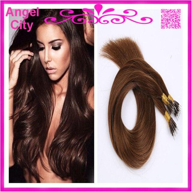 Nano Ring Tip Hair Extensionsbrazilian Virgin Remy Human Wholesale