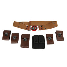 Deadpool Belt Cosplay Full Set