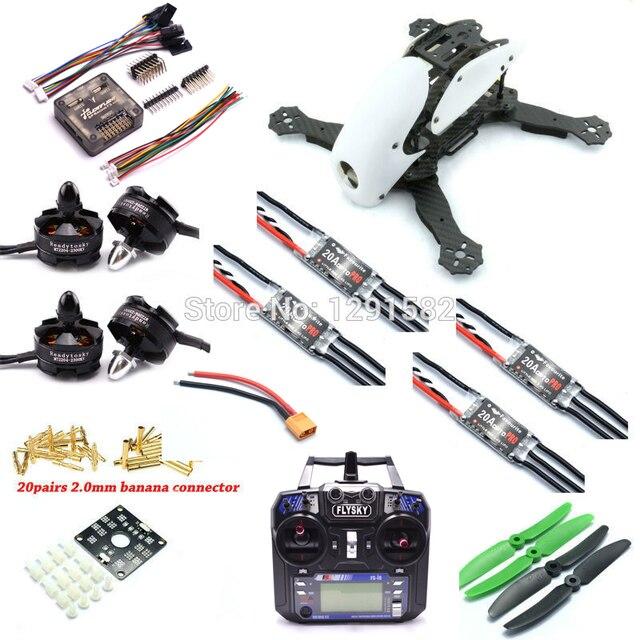 Robocat 270 270mm quadcopter marco kit fibra de carbono F3 Acro ...