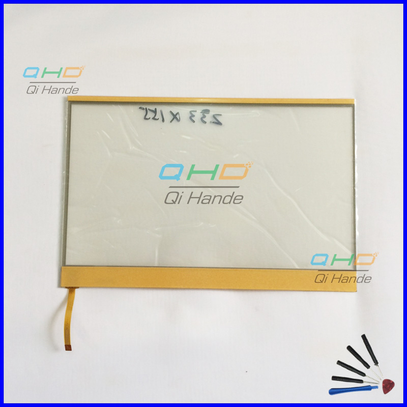 Original 10.1 tablet Resistance screens touch screen 4 wire cable AP608CA DIREN-JH 233*155mm Touch Screen handwritten original 10 1 tablet resistance screens touch screen 4 wire cable ap608ca diren jh 233 155mm touch screen handwritten