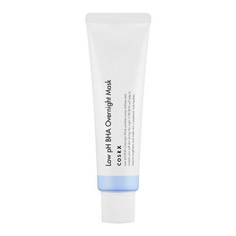 COSRX Low PH BHA Overnight Mask 50ml Face Mask Exfoliating Skin Regeneration Facial Mask Dual Moisturizing Korean Cosmetics