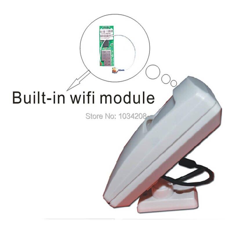 WI-FI мини IP Камера 720 P с WI-FI Порты и разъёмы скрытой Камера детектор движения HD PIR STYL Беспроводной IP Камера P2P функция Безопасности CAM