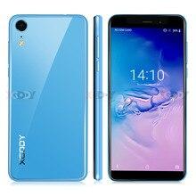 Новый XGODY XR 3g смартфон 5,5 Android 8,1 MT6580 четырехъядерный 1. 3g Гц 2 Гб ОЗУ 16 Гб ПЗУ мобильные телефоны 2500 МП мАч мобильный телефон