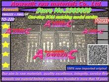 Aoweziic 100% novo importado fmg22r fmg22s fmg22r amplificador de potência original para TO 220F diodo de recuperação rápida (1 conjuntos)