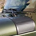 2x ABS esquerda direita da armadura capa Fit para Jeep Wrangler JK Rubicon