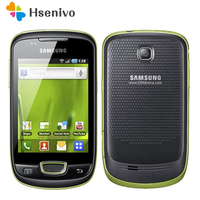 S5570 Original 100 Unlocked Samsung Galaxy Mini S5570 3 14 Inches Android GPRS GSM Cheap Refurbished