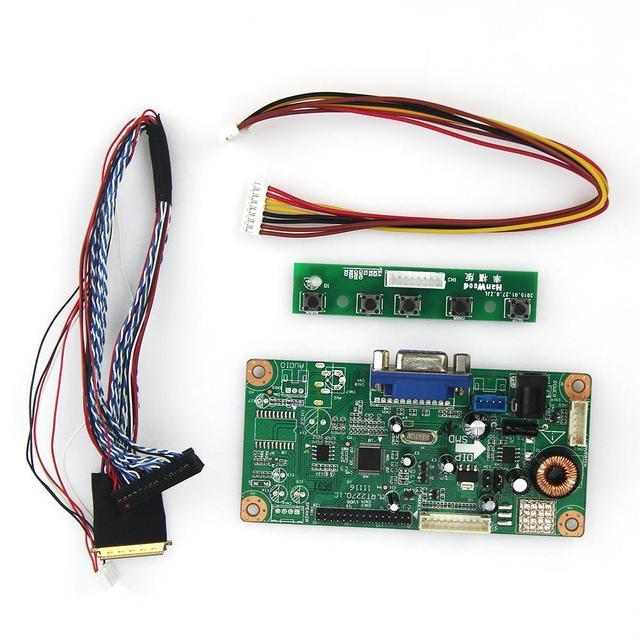Para B116XW01 V.0 M. RT2270 LCD/LED Placa de Driver de Controlador (VGA) LVDS Monitor de Reaproveitamento Laptop 1366x768