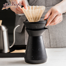 Ceramic Coffee Filter Cup Coffee Maker V60 Cafe Drip Coffee Brewer Espresso Coffee Dripper Cup Accessories Barista Tool цена