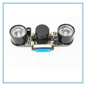 Image 3 - Fisheyes Raspberry Pi 3 Model B+ Plus Camera 160 Degree 5MP Night Vision Camera + Infrared Light Wide Angle RPI Camera