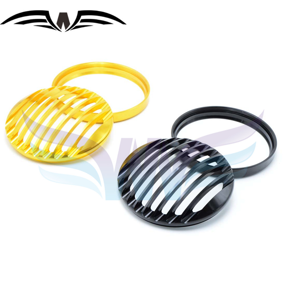 ФОТО good quality 3 colors Motorcycle Headlight Grill Cover For Harley XL883 XL1200 2004 2005 2006 2007 2008 2009 2010 2011 2012 2013