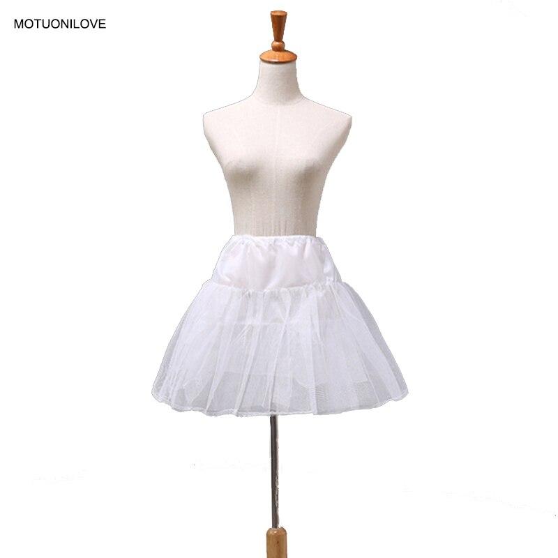 vestido tul girls kids tutu petticoats tulle underskirt children Baby Crinoline Slip rockabilly dress jupon enfant fille cancan