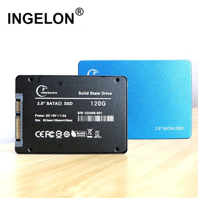 Promocional 2019 SSD de 120GB 240GB 64GB Internal Solid State Drive 2.5 polegada 480GB Laptop 1TB /2TB Disco Disque Dropship Notebook ssd