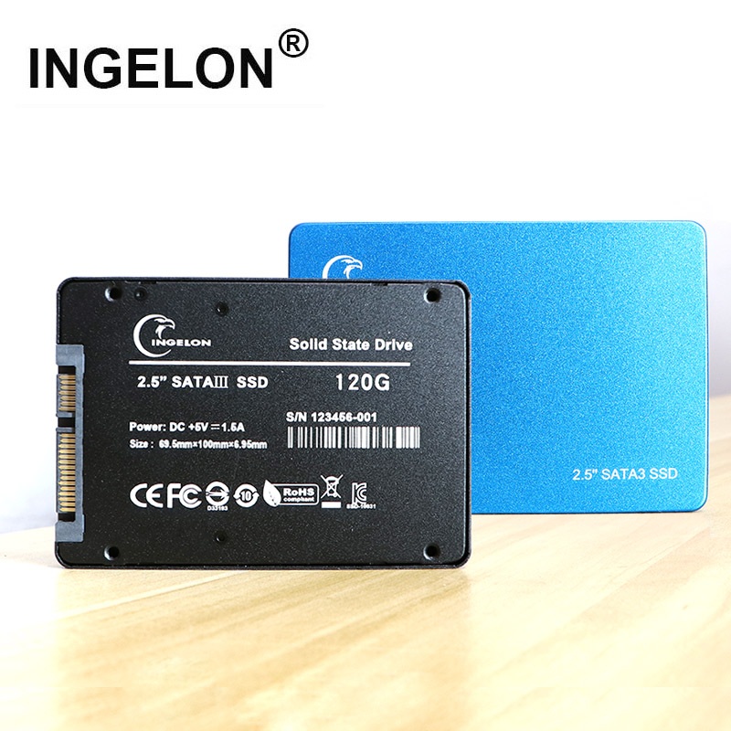 Promotional New SSD 120GB 240GB 64G Solid State Drive 2.5