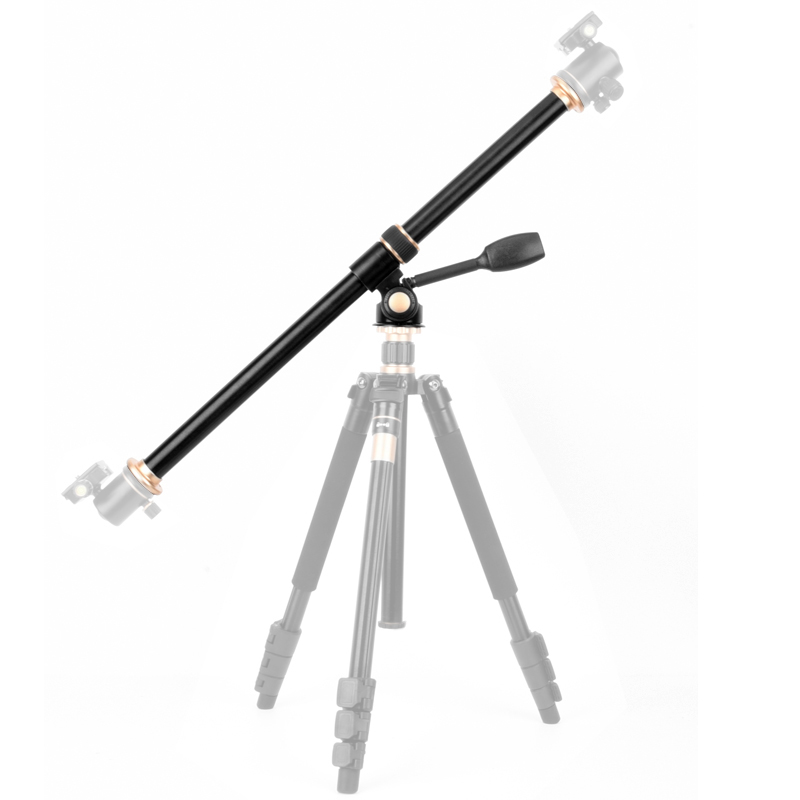 Integrated extension rod tripod 3/8 Screw 63cm Lengthened Arm Pole Axis Horizontal Extension RodIntegrated extension rod tripod 3/8 Screw 63cm Lengthened Arm Pole Axis Horizontal Extension Rod