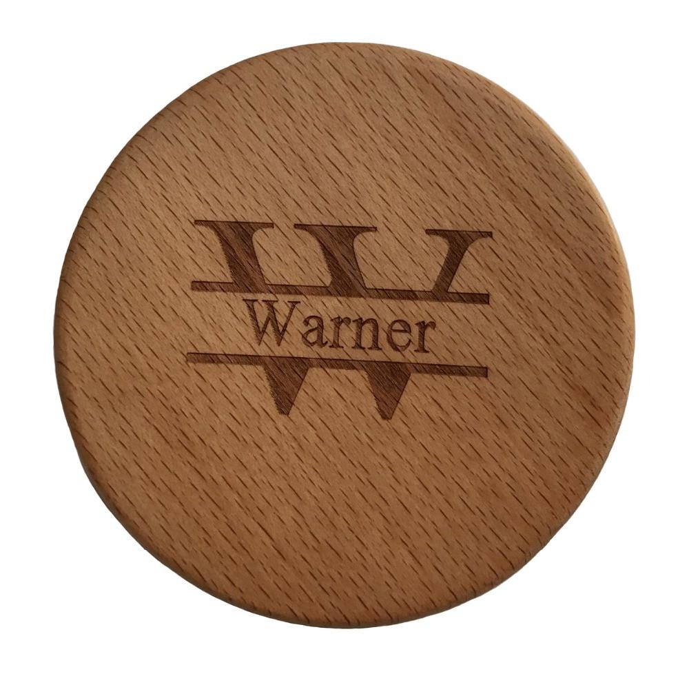 2pcs8pcs coasters wedding gift engraved wood coasters wedding gifts for couple drink coasters - Drink Coasters