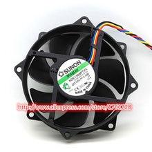 Originele 9 Cm Koelventilator KDE1209PTVX 12V 4.4W Cpu Fan, 4 Draden In Voorraad ~