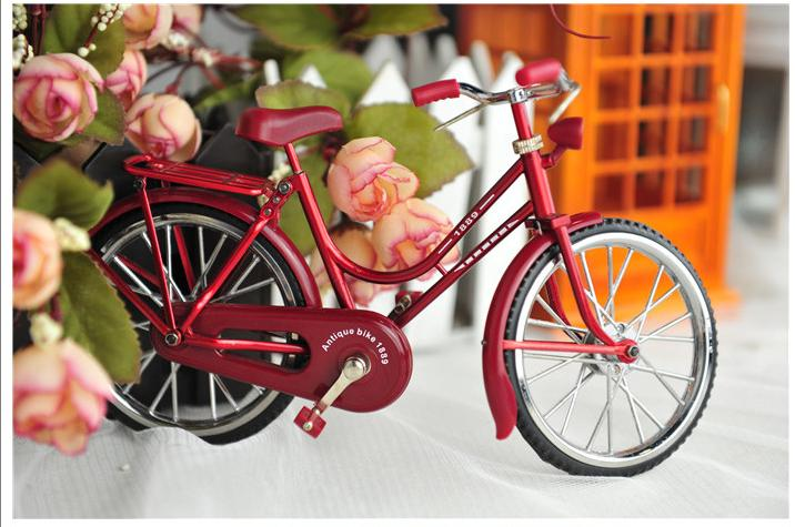 BJD doll photo props  Doll simulation bicycle suit for YOSD and Blythe Red color available 4pcs simulation of food dollhouse for bjd doll for blythe new fashion doll accessories food for barbie doll free shipping
