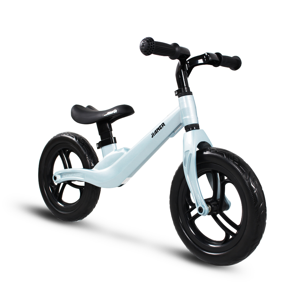 Ultralight Kids Balance Bike No Pedal Kids Bycycle for 18M~5Years Old Kids 7 Color 3