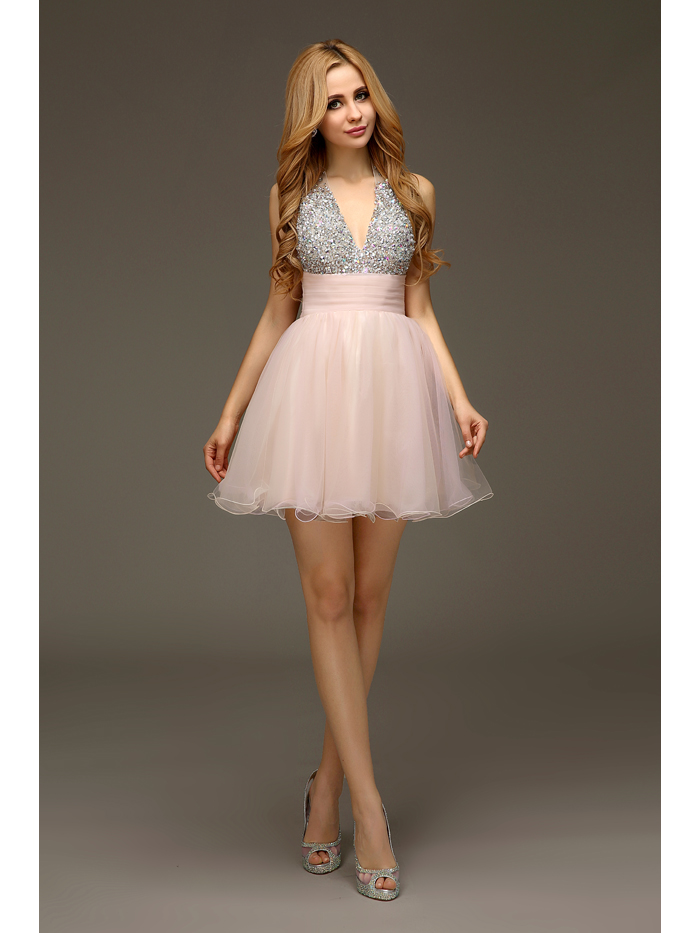 Pink Cocktail Dresses For Juniors 106