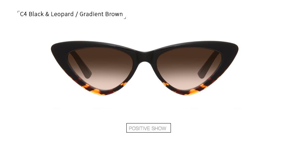 HTB1NiXMqrwTMeJjSszfq6xbtFXan - Winla Fashion Design Cat Eye Sunglasses Women Sun Glasses Mirror Gradient Lens Retro Gafas Eyewear Oculos de sol UV400 WL1127