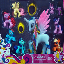 Figures Toy Christmas Gift poni Toy