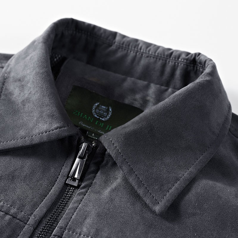 2018 Autumn Stand Collar Cargo Jackets Cotton Jackets Coats Quick Dry Casual Fashion Breathable Military Jackets Coat Business in Jackets from Men 39 s Clothing