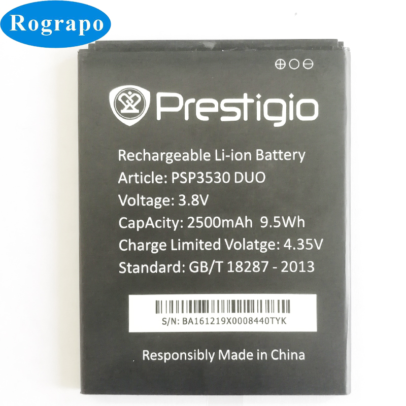 Replacement Battery PSP Prestigio 2500mah for Muze D3 E3 F3 3530/Duo/Psp3531/.. PSP3530 title=