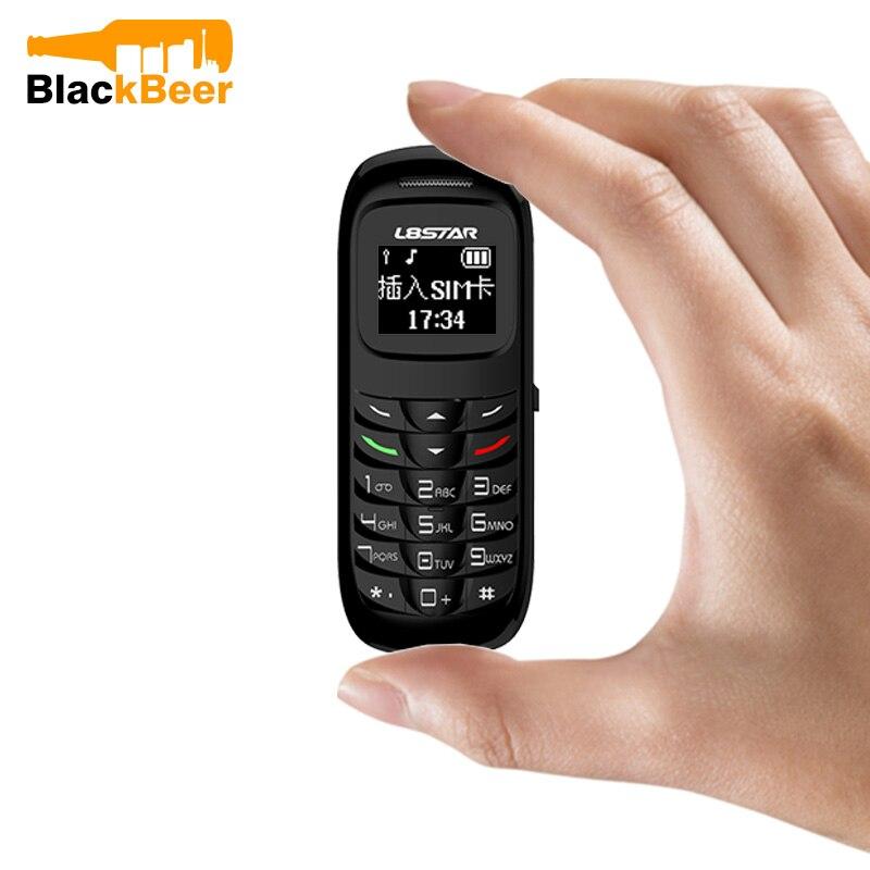 Mosthink L8star 2G GSM Bm70 Mini téléphone portable sans fil Bluetooth écouteur téléphone portable casque stéréo débloqué GTSTAR petit téléphone-in Mobile Téléphones from Téléphones portables et télécommunications on AliExpress