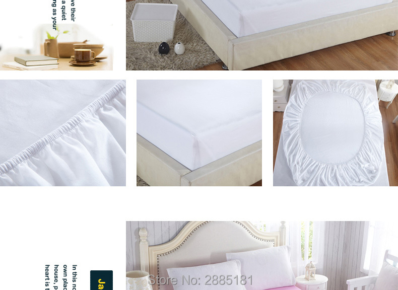 Puuvillast kummiga voodilinad