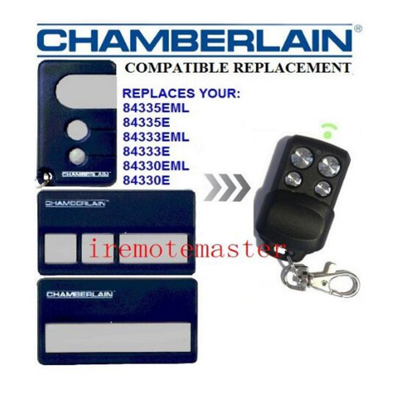 2pcs Liftmaster Chamberlain 84335EML 84335E Compatible Wireless Gate Door opener remote key fob free shipping 2pcs Liftmaster Chamberlain 84335EML 84335E Compatible Wireless Gate Door opener remote key fob free shipping