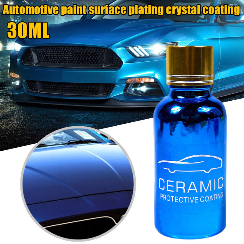 Image 5 - Anti scratch Car Polish Car Liquid Ceramic Coat Auto Detailing Glasscoat Motorcycle Paint Care Super Hydrophobic Glass Coating-in Polishes from Automobiles & Motorcycles