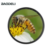 "baodeli מצלמה עדשה filtro BAODELI מצלמה עדשה Filtro Close Up מאקרו מסנן 8 10 קונספט 49 52 55 58 62 67 72 77 82 מ""מ עבור Canon 4000d Nikon D3500 סוני (1)"