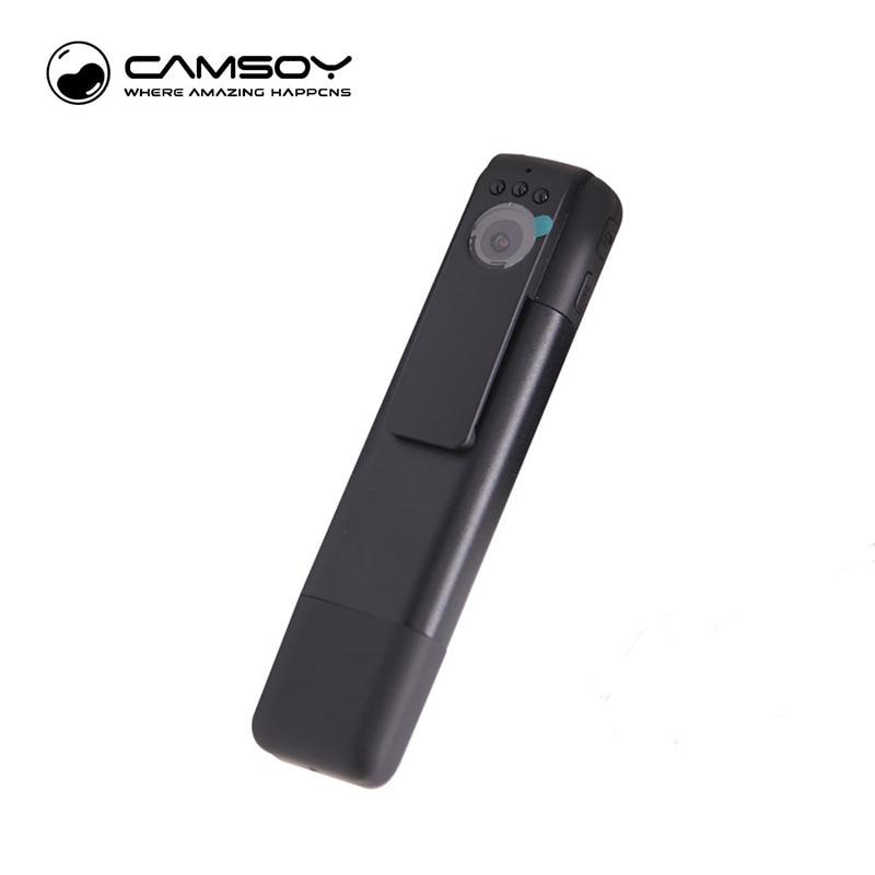 C11 WiFi mini fotokameras nakts redzamība Mini Full HD 1080P mini DVR DV video pildspalvu kamera Gaismas ķermeņa kameras portatīvās videokameras