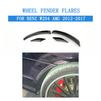 Fender Flares Wheel Well Arch Lip Covers Trims Fit For Mercedes Benz W204 AMG