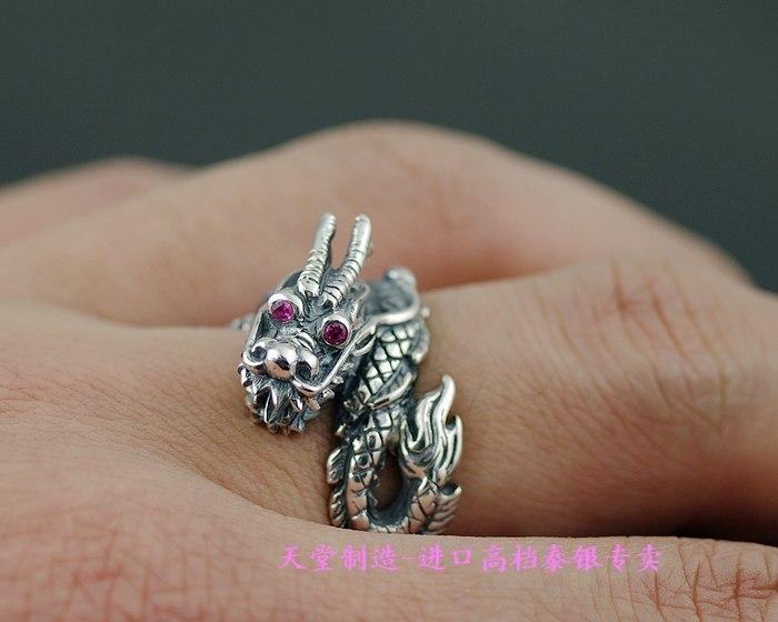 Здесь продается  925 pure silver carved thai silver ring  Ювелирные изделия и часы