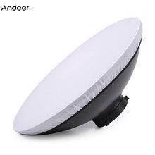 41cm Beauty Dish Reflector Strobe Verlichting voor Godox Bowens Mount Speedlite Photogrophy Licht Studio Accessoire Aluminium