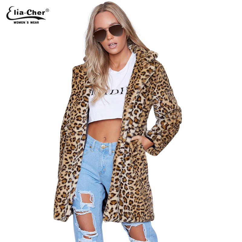Autumn winter women thick warm jackets faux fur turen down for Anlauger fur turen