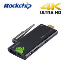 CX919 RK3229 Android TV Box Android 5.1 2 GB 8 GB 2 GB 16 GB Mini PC TV Dongle 4 K Quad Core Entièrement Chargé Lecteur Multimédia