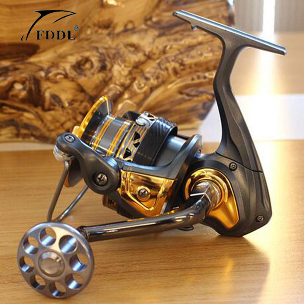NEW! Spinning Reel Jigging Trolling Long Shot Casting Reel For Carp&Salt Water Surf Spinning Big Sea Fishing Reel  Free Shipping
