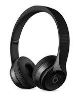 Apple Beats by Dr. Dre Beats Solo3 Wireless, Wired, Head band, Binaural, Supraaural, 215 g, Black Headphone
