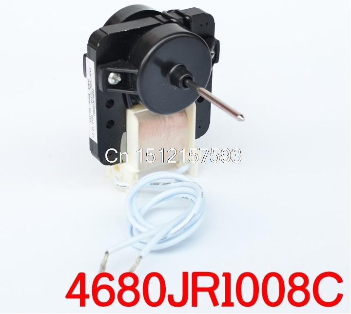 4680JR1008C 240V 50Hz Saft 3 x 40mm Single Phase 1 Wire Refrigerator Freezer Ventilator Micro Fan Motor for Factory
