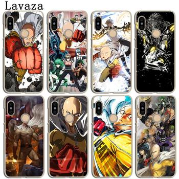 Lavaza One Punch Man Phone Cover Case for Xiaomi MI 8 SE A2 lite A1 MIX 2S MiA2 Mi8 Redmi 6A 4A S2 Note 4 4X 6 5 Pro 5A Prime 1