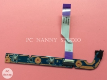 NOKOTION  48.4RH06.021 Genuine for HP Pavilion DV6 DV6 6b75ca DV6 6C35Dx DV6 6000 Power Button Board w/ Ribbon Cable