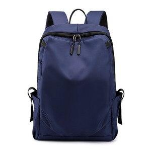 Image 3 - 15.6 inch USB Charging Laptop Backpacks Notebook Case For Macbook Air Pro 11 12 13 15 Xiaomi Lenovo Men Travel Laptop Bag