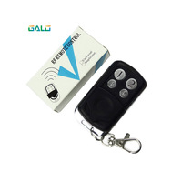 High quality rocker arm type open and close door motor automatic door opening machine remote security encryption frequency