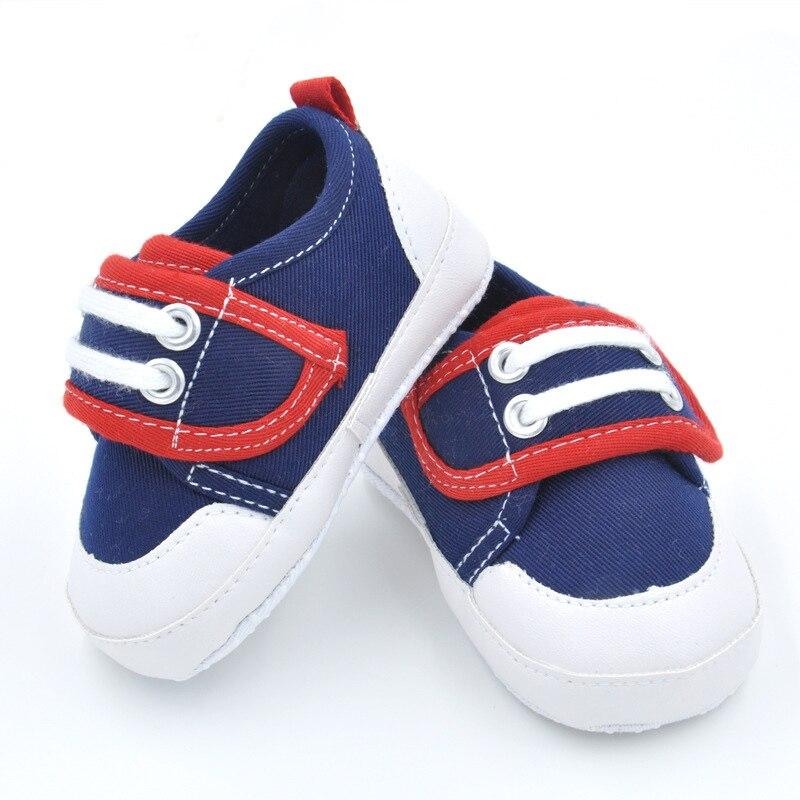 le dernier 382c0 ee58f 1Pair NK 6Color Infant Jordan Shoes Cute Newborn Canvas Baby ...