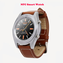 2017 S9 NFC MTK2502C Smartwatch Heart Rate Monitor Bluetooth 4.0 Smart watch Bracelet Wearable devices for iOS Android