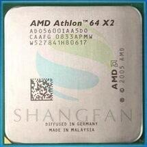 Livraison gratuite pour X2 5600X2 5600 + 2.9 GHz ADO5600IAA5DO Dual-Core CPU Processeur Socket AM2 940pin